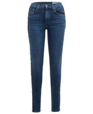 High Rise Skinny fit jeans with stripe RAG & BONE