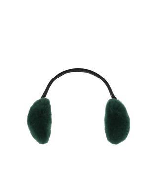 Cache-oreilles en fourrure YVES SALOMON