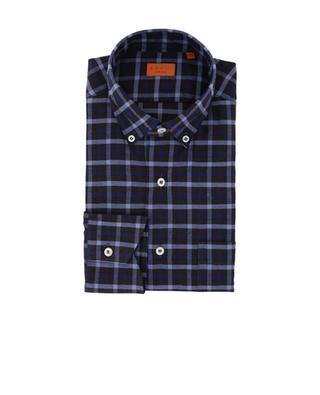 Chemise à carreaux en flanelle BRULI