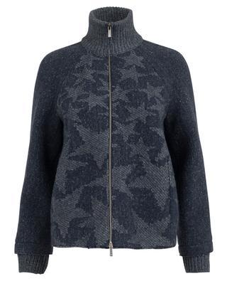 Wool and cashmere jacket LORENA ANTONIAZZI