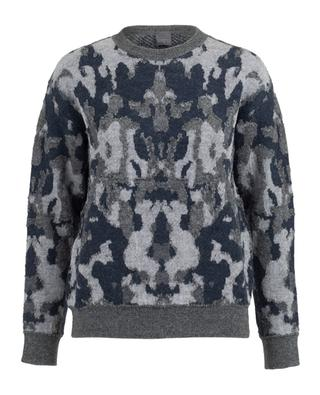 Alpaca and silk sweater LORENA ANTONIAZZI