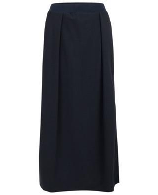 Long virgin wool skirt LORENA ANTONIAZZI