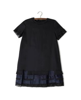 Daffi Lyocell and cotton dress DIESEL