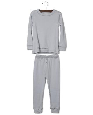Dreamer for ever jersey pyjama set MY LITTLE SHOP LIMIT