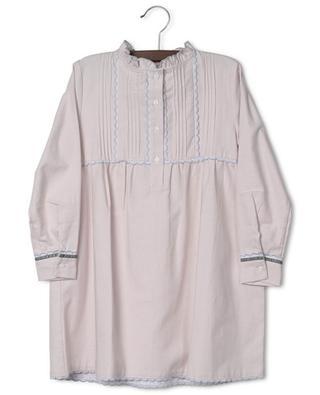 Thick nightshirt with glen checks MY LITTLE SHOP LIMIT