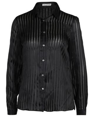 Striped silk shirt CAMICETTASNOB