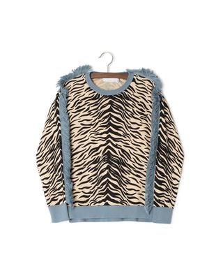 Pull en coton et laine Alex Tiger STELLA MCCARTNEY