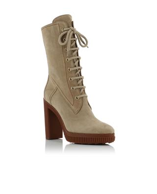Suede boots TOD'S