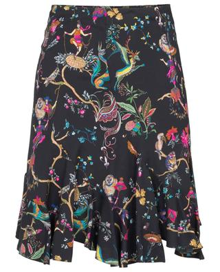 Peplum skirt with fancy print ETRO