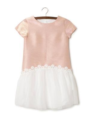 Short sleeve dress CHARABIA