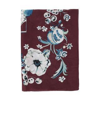 Silk shawl ROBERTO CAVALLI