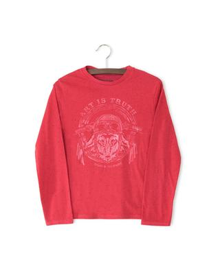 Printed cotton T-shirt ZADIG & VOLTAIRE