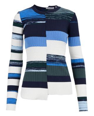 Pullover aus Viskosegemisch Space Dye OPENING CEREMONY