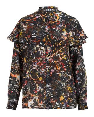 Hemd aus Seide M MISSONI