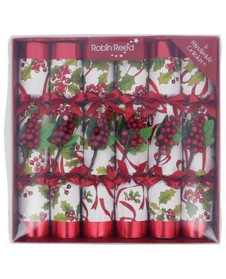 Handgemachte Weihnachtscrackers ROBIN REED