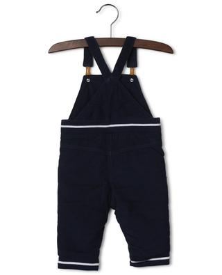 Padded corduroy dungarees TIMBERLAND
