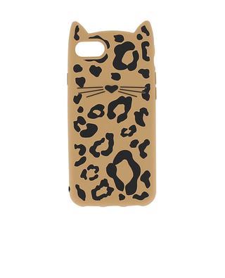 Coque pour iPhone 7 Cheetah Cat KATE SPADE