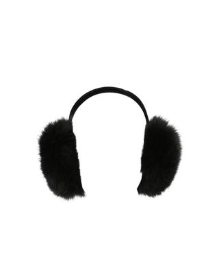 Earmuffs with fur MILLER