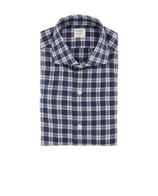 Cotton flannel shirt MAZZARELLI