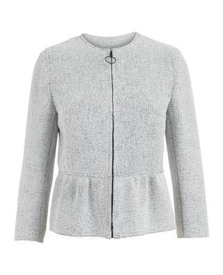 Jacke aus Viskose und Baumwolle AKRIS PUNTO