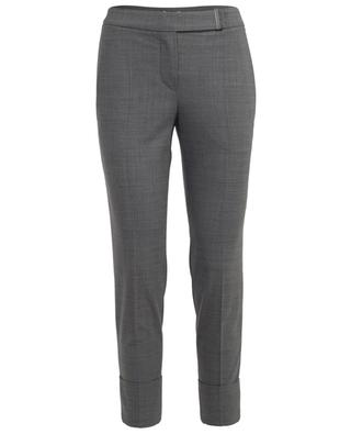 Pantalon en laine vierge mélangée BRUNELLO CUCINELLI