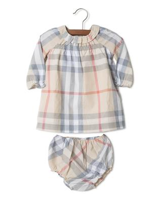 Robe en coton avec Bloomer BURBERRY
