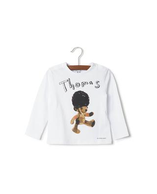 Thomas printed cotton t-shirt BURBERRY