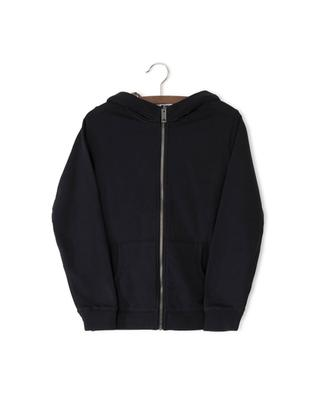 Sweat-shirt zippé en coton Pearcy BURBERRY