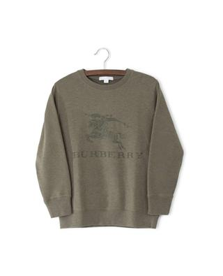 Sweat-shirt en coton Tom BURBERRY