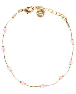 Gold-plated pearl bracelet LES CLEIAS