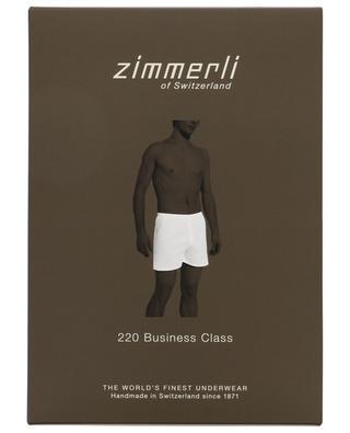 220 Business Class cotton boxer shorts ZIMMERLI