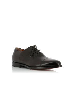 Leather oxfords SANTONI