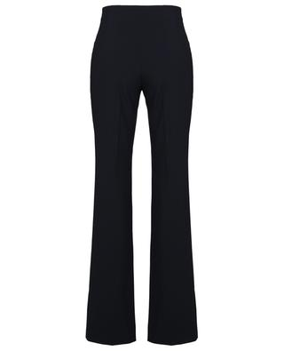 Sophia straight fit wool trousers without waistband PIAZZA SEMPIONE