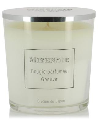 Glycine du Japon scented candle - 230 g MIZENSIR
