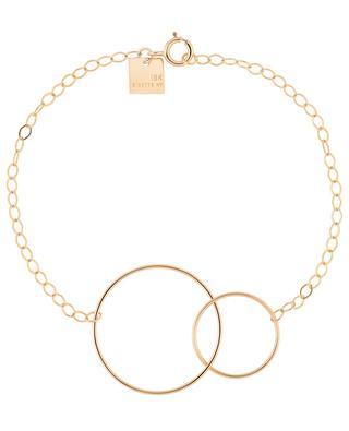 Bracelet en or rose Fusion GINETTE NY