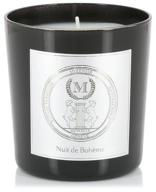 Nuit de Bohème scented candle MIZENSIR