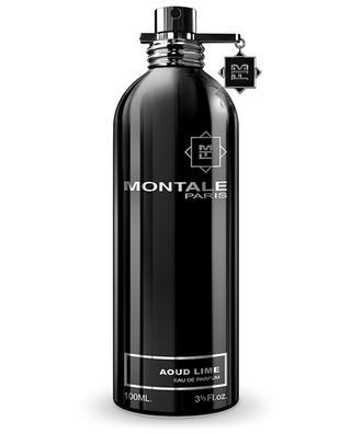 Eau de parfum Aoud Lime MONTALE