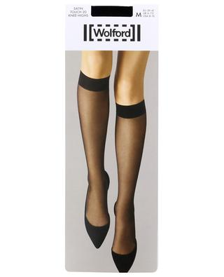 Mi-bas Satin Touch 20 WOLFORD