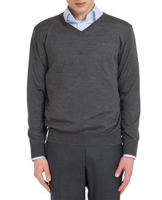 Leichter Pullover aus Merinowolle und Seide BONGENIE GRIEDER