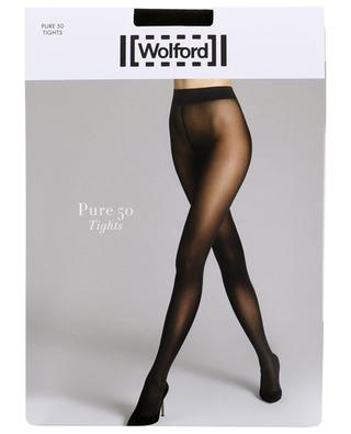 Strumphose Pure 50 WOLFORD