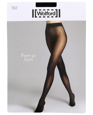 Strumpfhose Pure 50 WOLFORD