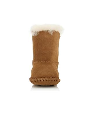 Bottines fourrées en daim UGG KIDS