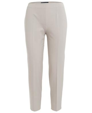 Stretchy cotton cigarette trousers PIAZZA SEMPIONE
