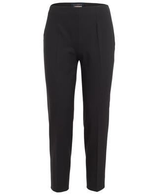 Pantalon cigarette en coton stretch PIAZZA SEMPIONE