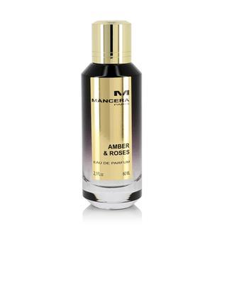 Eau de parfum Amber & Roses MANCERA