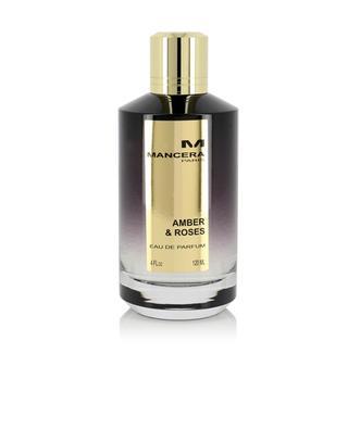 Eau de parfum Amber & Roses 120 MANCERA