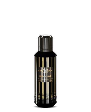 Eau de parfum Black Line 60 MANCERA