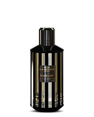 Eau de parfum Black Line 120 MANCERA