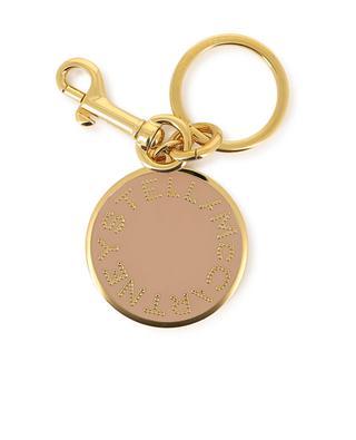 Porte-clef en métal doré STELLA MCCARTNEY