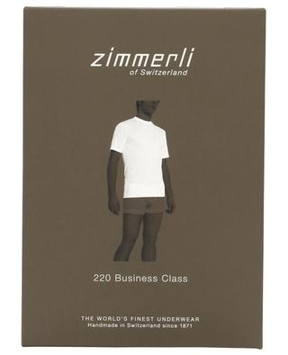 T-shirt en coton 220 Business Class ZIMMERLI
